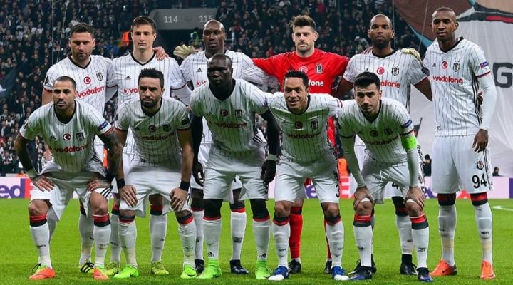 Beşiktaşın Fransızlara Karşı Şansı Tutmuyor