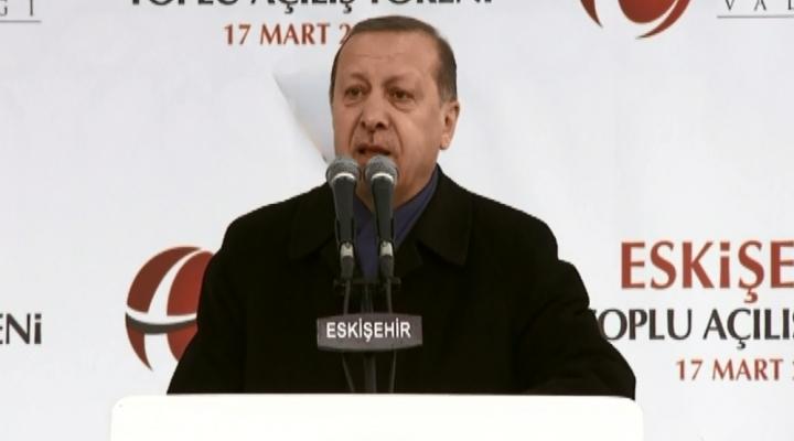 Erdoğan: 16 Nisan 15 Temmuzun Bir İntikamı Olacaktır