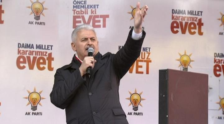 Başbakan Yıldırım: Ey Kılıçdaroğlu Aklını Başına Al