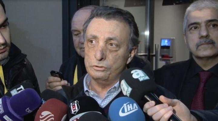 Beşiktaş Yönetim Kurulu Üyeleri Kurayı Değerlendirdi