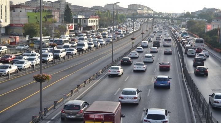 İstanbulda Trafiğe Kapatılacak Yollar