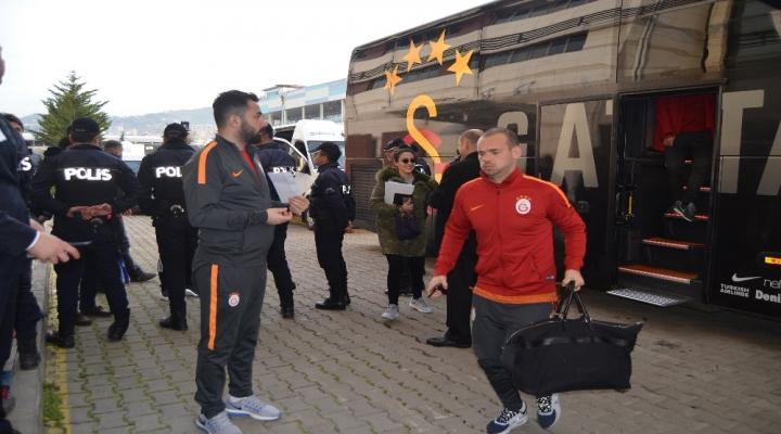 Galatasaray Trabzonda