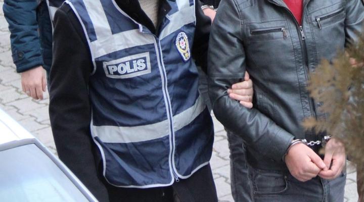 63 Polise Bylocktan Tutuklama