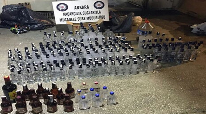 Ankarada Aranan 276 Kişi Tutuklandı