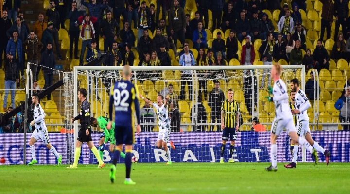 Fenerbahçe Kalesini Koruyamıyor