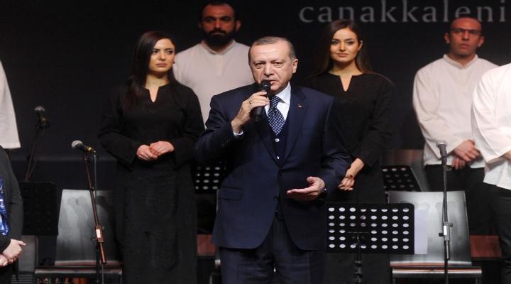 Cumhurbaşkanı Recep Tayyip Erdoğan 'Müzik Üniversitesi Müjdesi