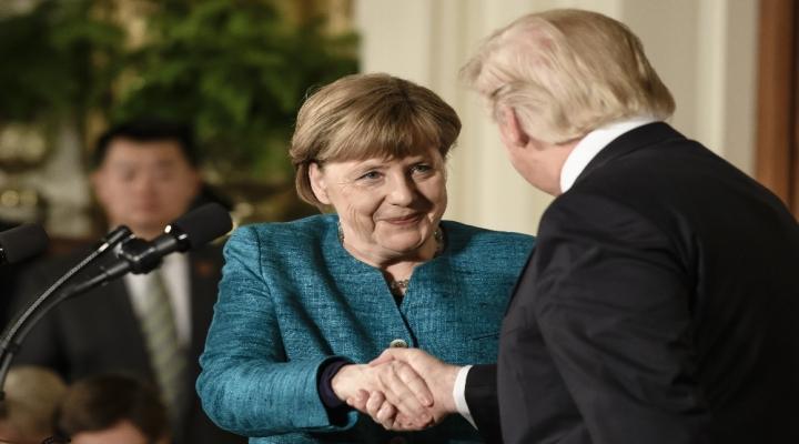 ABD'de ve Almanya İçin Beyaz Sarayda Kritik Görüşme Gerçekleşti