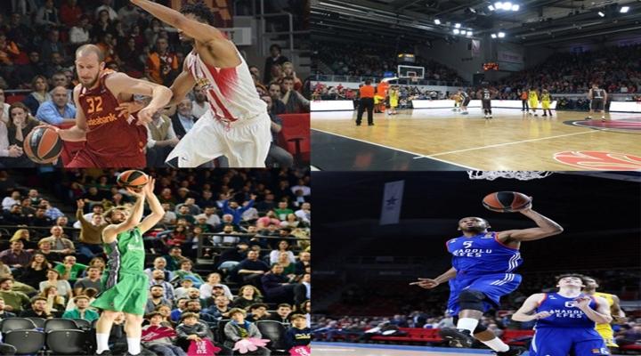 Thy Euroleaguede Türk Takımlarından 4Te 4