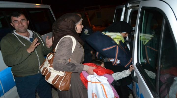 28 Göçmen Kktc Yolunda Denizde Yakalandı