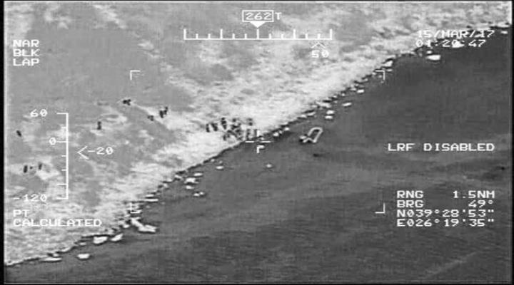 340 Kaçak Göçmen Ve 4 Göçmen Kaçakçısı Yakalandı