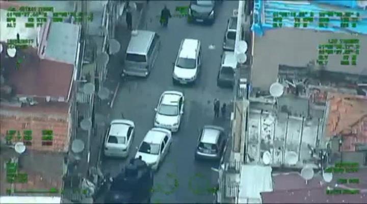 İstanbulda Film Gibi Uyuşturucu Operasyonu
