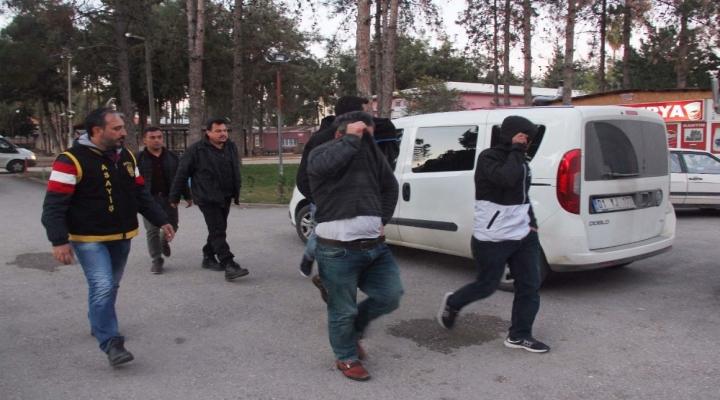 Adanada Yasa Dışı Bahis Operasyonu: 14 Gözaltı