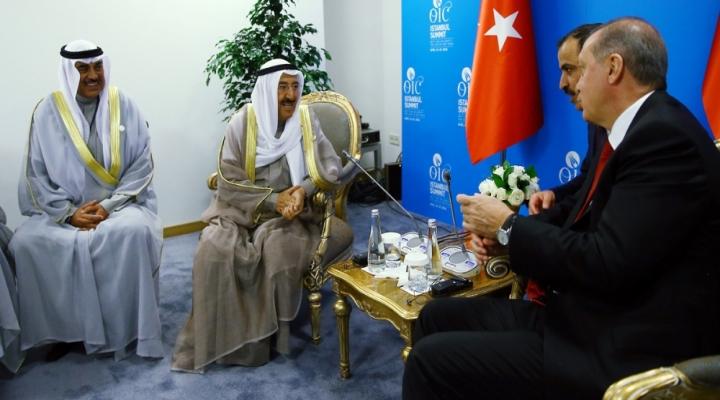 Kuveyt Emiri Türkiyeye Geliyor