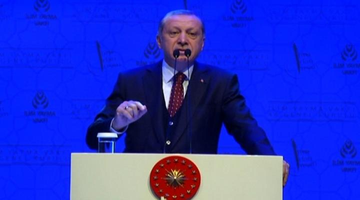 Türk Tipi Cumhurbaşkanlığı Sistemiyle Geliyoruz