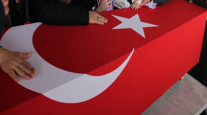 Diyarbakırdan Acı Haber: 1 Şehit