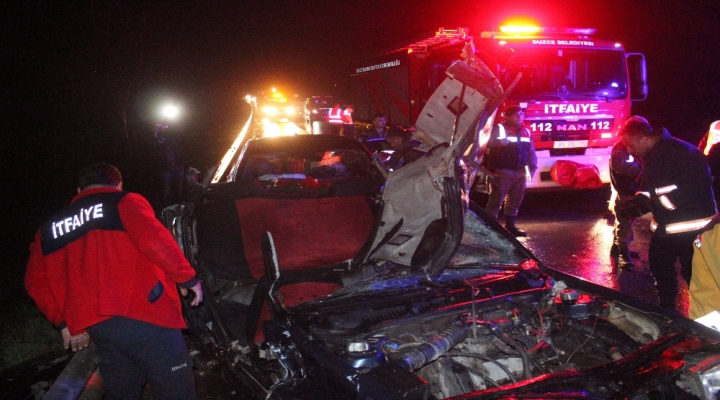 Temde Feci Kaza: 8 Yaralı
