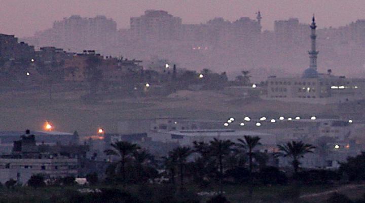 Gazzede Su Sıkıntısı
