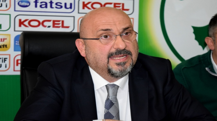 """""""Giresunsporun Şerefine Dil Uzatanın Dilini Kopartırım"""""""