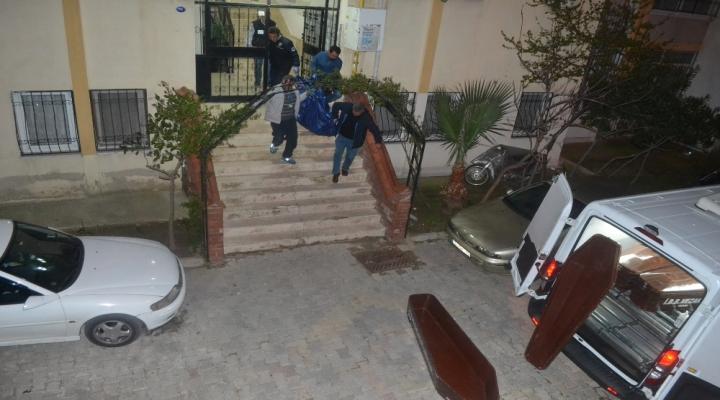 İzmirde Korkunç Olay: Naylon Poşete Sarılmış..