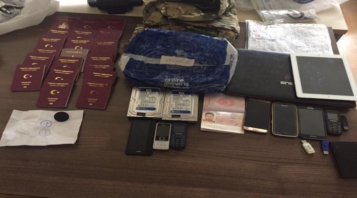 İstanbulda Deaş Operasyonu: 5 Gözaltı