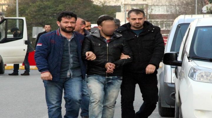 Samsunda Deaş Operasyonu: 4 Iraklı Gözaltında