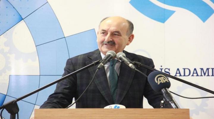 Bakan Müezzinoğlundan Emeklilere Müjde