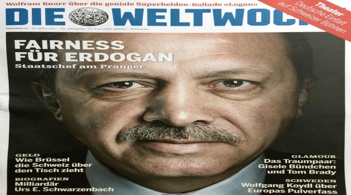 İsviçre Dergisi: Erdoğan İçin Adil Olun