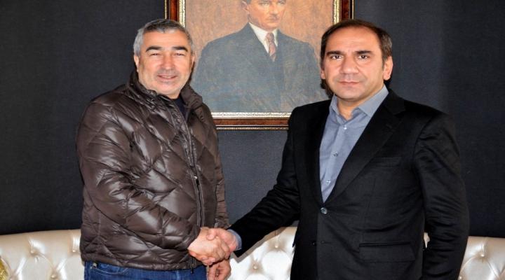 Sivasspor Samet Aybaba İle Sözleşme İmzaladı