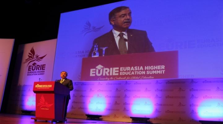 Avrasya Yükseköğretim Zirvesi Başladı