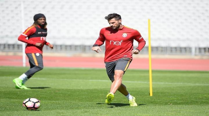 Galatasaray Adanaspor Mesaisini Sürdürdü