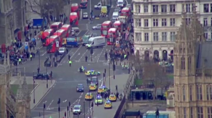 Londrada Silahlı Saldırı