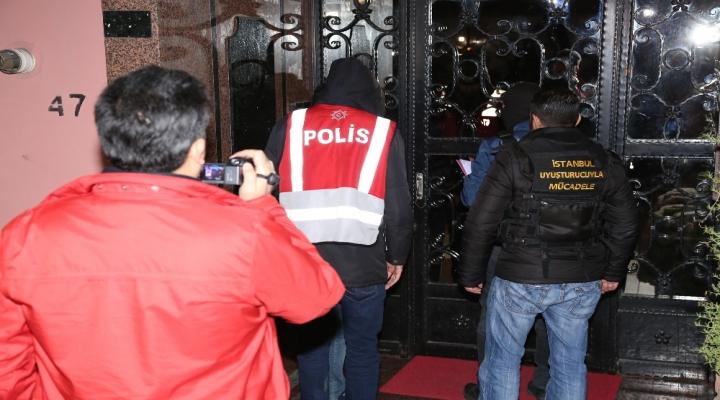 İstanbul Merkezli 17 İlde Fetö Operasyonu