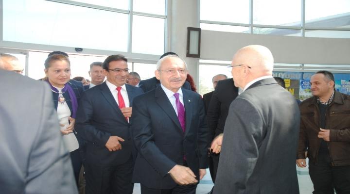 Chp Lideri Kılıçdaroğlu Afyonkarahisarda