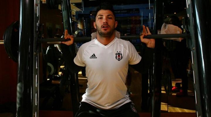 Beşiktaşta Gençlerbirliği Maçı Hazırlıklarına Başladı