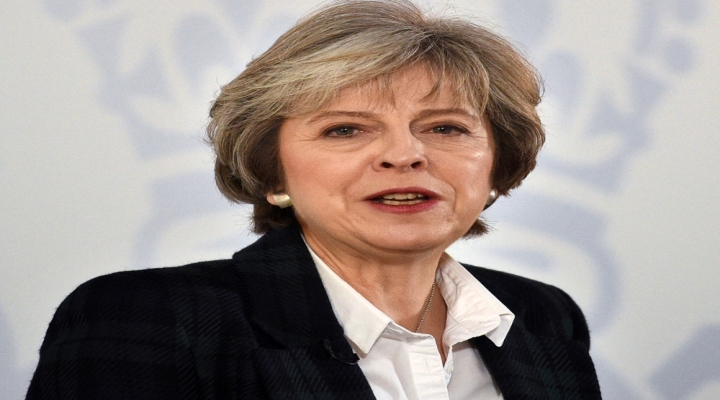 May: Saldırgan İngiltere Doğumlu