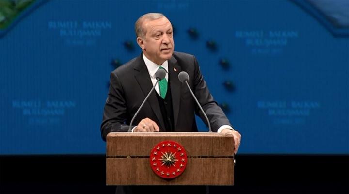 Erdoğandan Balkanlar Ve Rumeliye Mesajlar