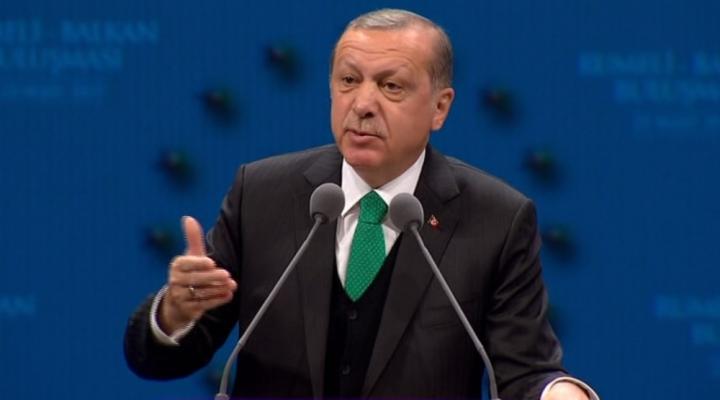 Erdoğandan Kılıçdaroğluna 18 Yaş Cevabı
