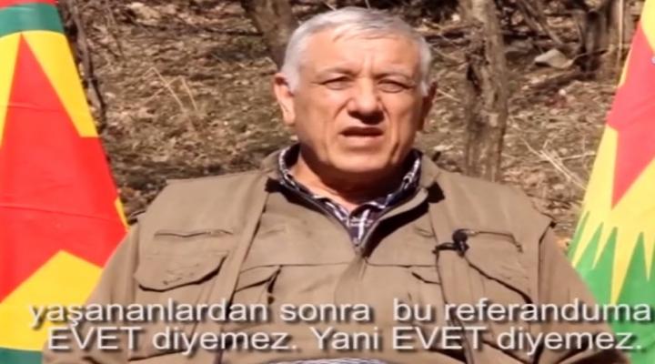 Pkk, Kürt Halkını Hayır Demesi İçin Tehdit Ediyor