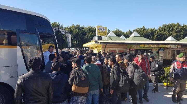 İstanbula Gönderildiler: Tam 172 Kişi!