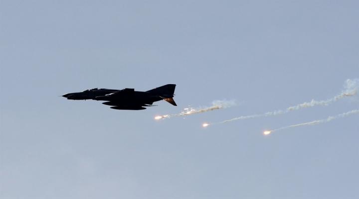 Pkk Havadan Ve Karadan Vuruldu: 9 Terörist Öldürüldü