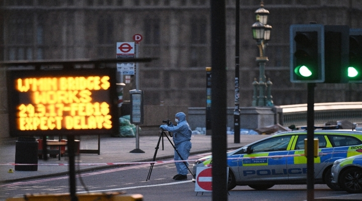 Londra Saldırısıyla İlgili 9 Gözaltı