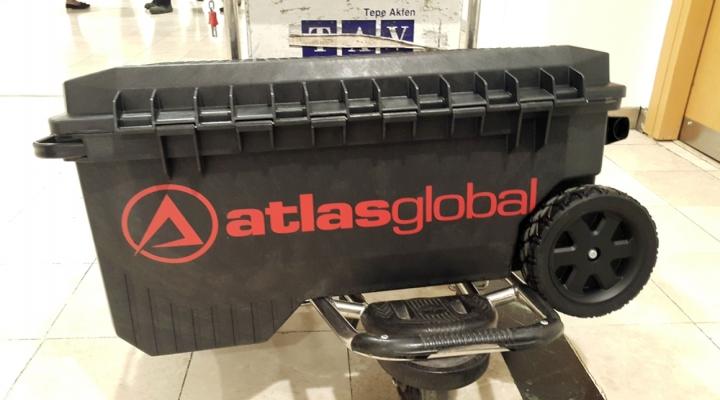 Atlasglobal Elektronik Cihazları Özel Kutuda Taşıyacak