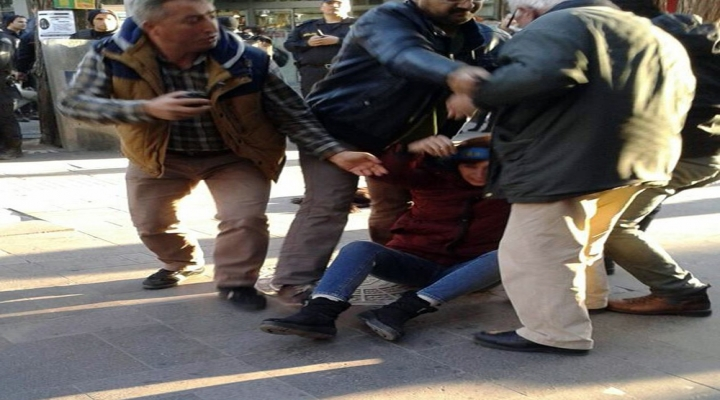 Başkentte Ohal Eylemi: 11 Gözaltı