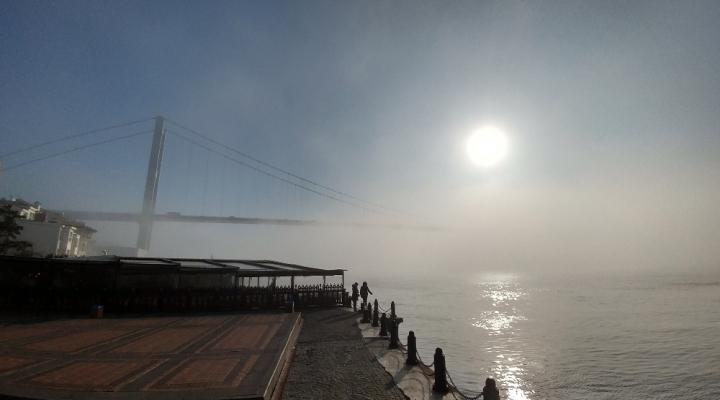 Boğaz Deniz Trafiğine Kapatıldı
