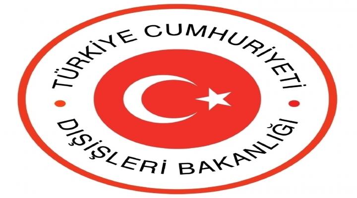 Dışişleri 7 Türkmenin Hayatını Kaybettiği Saldırıyı Kınadı