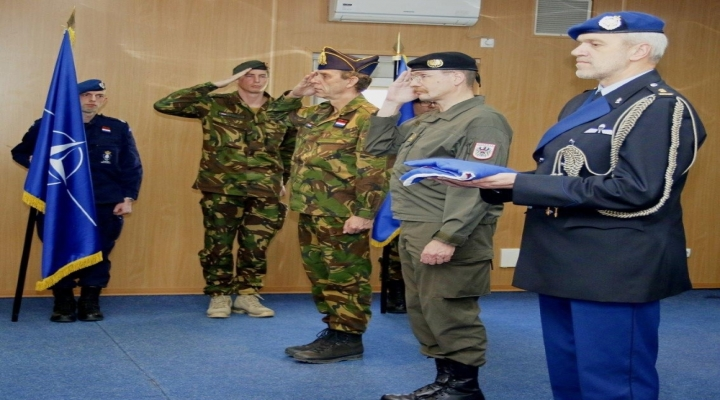 Hollanda Askerleri Kosovadan Ayrılıyor