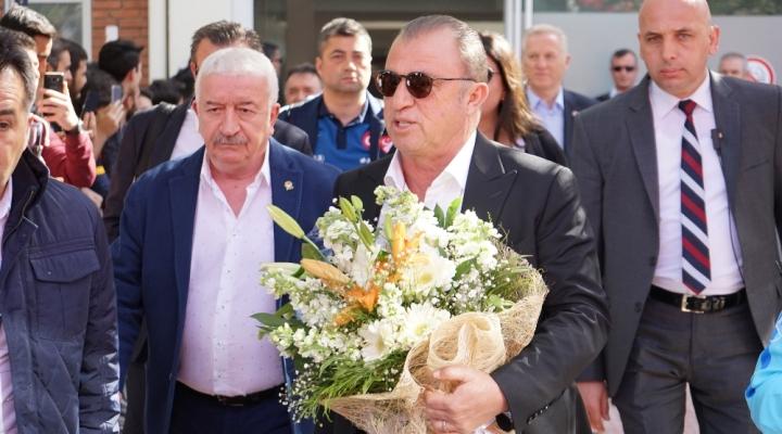 A Milli Takım, Eskişehirde