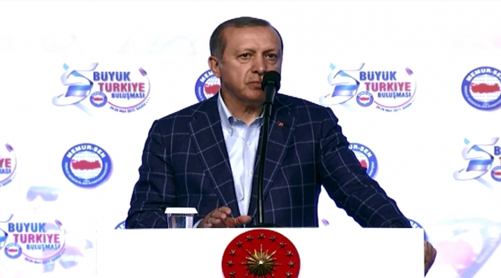 Cumhurbaşkanı Erdoğan: Elimde Belgeler Var...
