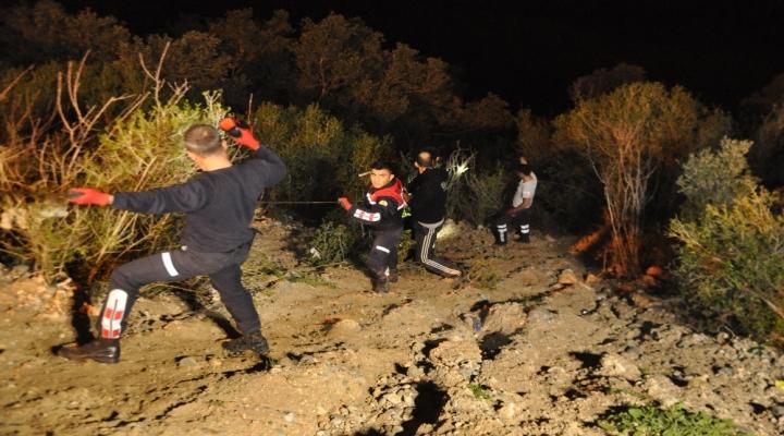 Yamaç Paraşütçüleri Uçurumdan Yuvarlandı: 2 Yaralı