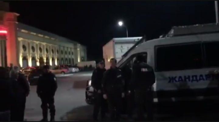 Bulgaristanda Kırmızı Alarm